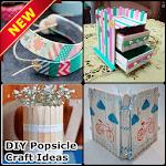 DIY Popsicle Craft Ideas icon
