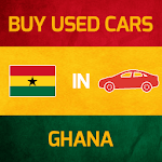 Buy Used Cars in Ghana icon