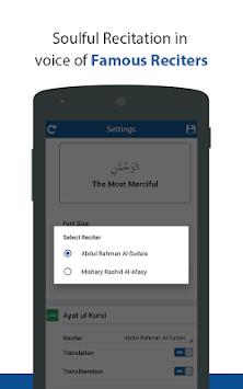 Ayatul Kursi with Tajweed APK screenshot 1