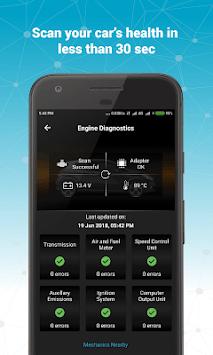 Zyme Pro - Car | Meet | Smart - OBD Plug-n-play APK screenshot 1