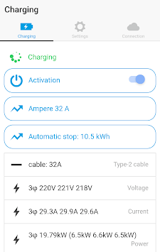 go-eCharger APK screenshot 1