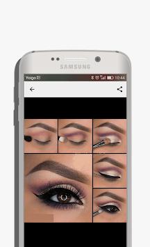 Eyes makeup 2018 ( New) 👁 APK screenshot 1